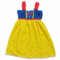 白雪姫 ラップタオル キッズ バス ドレス タオル ディズニープリンセス サマーレジャー用品 キャラクター グッズ