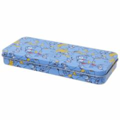 アラジン 筆箱 缶 ペンケース ジーニーぎっしり ディズニー 新学期準備雑貨 キャラクター グッズ