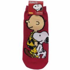 スヌーピー 女性用 靴下 レディース ソックス ウォーク ピーナッツ 23〜25cm キャラクター グッズ メール便可