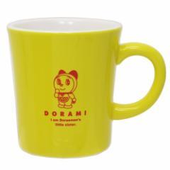 ドラえもん マグカップ 磁器製 カラーマグ ドラミちゃん イエロー ギフト雑貨 アニメキャラクター グッズ