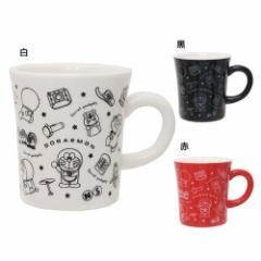 ドラえもん マグカップ 磁器製 カラーマグ ひみつ道具 ギフト雑貨 アニメキャラクター グッズ