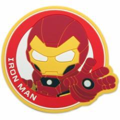 アイアンマン コースター ラバー コースター グリヒル マーベル コレクション キャラクター グッズ メール便可