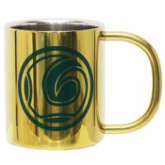 マイティソー ロキ 保温 保冷 マグカップ 真空 ステンレス 二重マグ ゴールド マーベル 300ml キャラクター グッズ
