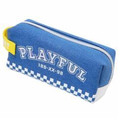 筆箱 トレンド BOX ペンケース PLAYFUL STREET かわいい ペンポーチ ステーショナリー グッズ