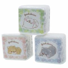 いやしばいぬ 入浴剤 フレグランス バスキューブ 3個セット LINEスタンプ ギフト雑貨 キャラクター グッズ