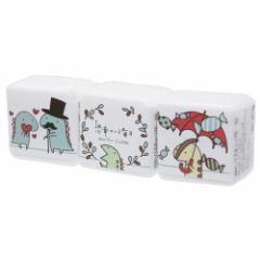 恐竜のいる毎日 入浴剤 フレグランス バスキューブ 3個セット LINEスタンプ ギフト雑貨 キャラクター グッズ