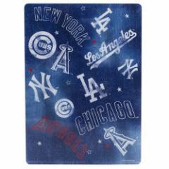メジャーリーグベースボール 下敷き デスクパッド ミックス MLB 新学期準備雑貨 キャラクター グッズ メール便可