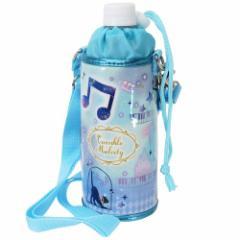 ペットボトルホルダー 音符 保冷 ボトルケース ショルダーストラップ付き 女の子向け グッズ