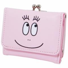 バーバパパ 三つ折り 財布 ミニ ウォレット バーバパパ ジュニア 小学生 女の子向け キャラクター グッズ