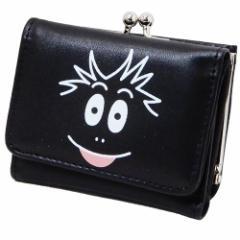 バーバパパ 三つ折り 財布 ミニ ウォレット バーバモジャ ジュニア 小学生 女の子向け キャラクター グッズ