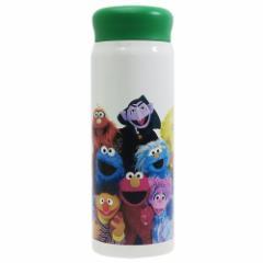 セサミストリート 保温 保冷 水筒 ステンレスボトル 集合 SESAMI STREET 480ml キャラクター グッズ