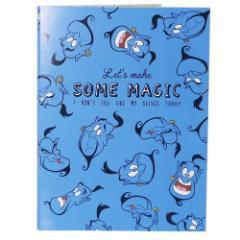 アラジン 付箋 ブック型 ふせんセット ジーニー ディズニー 新学期 準備 雑貨 キャラクター グッズ メール便可