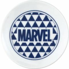 マーベル ミニプレート 小皿 ロゴ 食器 キャラクター グッズ