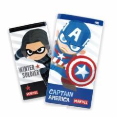 キャプテンアメリカ & ウィンターソルジャー ミニ ファイル チケットホルダー グリヒル マーベル チケットケース メール便可