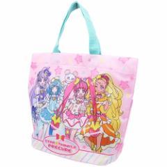 スタートゥインクルプリキュア メッシュ トートバッグ お砂場バッグ 2019SS 公園かばん アニメキャラクター グッズ