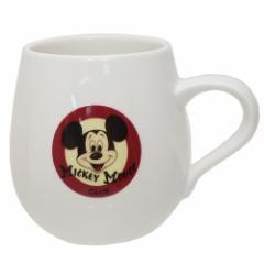 ミッキーマウス マグカップ まんまるマグ MICKEY MOUSE CLUB フェイス ディズニー 430ml キャラクター グッズ
