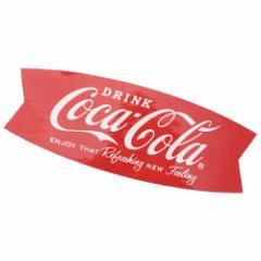 コカコーラ ステッカー ダイカット ビッグ シール 23120 Coca-Cola おしゃれ キャラクター グッズ メール便可