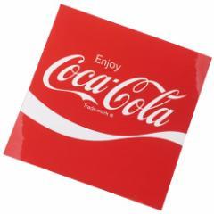 コカコーラ ビッグ シール ダイカット ステッカー 23151 Coca-Cola おしゃれ キャラクター グッズ メール便可