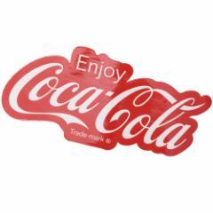 コカコーラ ステッカー ダイカット ビッグ シール 23298 Coca-Cola おしゃれ キャラクター グッズ メール便可