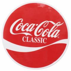 コカコーラ ステッカー ダイカット ビッグ シール 695942 Coca-Cola おしゃれ キャラクター グッズ メール便可