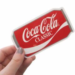 コカコーラ ビッグ シール ダイカット ステッカー 695959 Coca-Cola おしゃれ キャラクター グッズ メール便可
