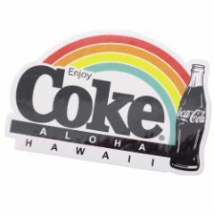 コカコーラ ビッグ シール ダイカット ステッカー 698974 Coca-Cola おしゃれ キャラクター グッズ メール便可