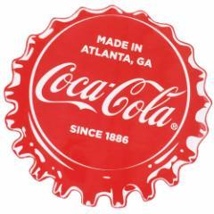 コカコーラ ビッグ シール ダイカット ステッカー 698998 Coca-Cola おしゃれ キャラクター グッズ メール便可