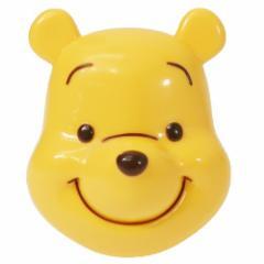 くまのプーさん ヘアブラシ エッグ型 ヘアケア用品 ディズニー ギフト雑貨 キャラクター グッズ