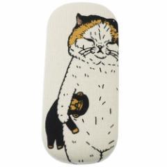 世にも不思議な猫世界 眼鏡ケース メガネケース うららちゃん ハードタイプ キャラクター グッズ