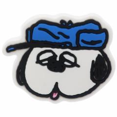 スヌーピー マグネット マグネッツ ラバー オラフ フェイス ピーナッツ 磁石 キャラクター グッズ メール便可