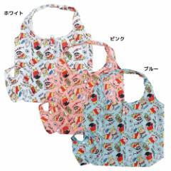 クレヨンしんちゃん エコバッグ 折りたたみ ショッピングバッグ 7th 収納袋付き アニメキャラクター グッズ