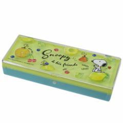 スヌーピー 筆箱 PLA-COLLE プラペン フルーツ ピーナッツ 新学期準備雑貨 キャラクター グッズ