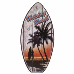 ホーム デコシール サーフボード アートボード ウォールステッカー Beach 壁DECO おしゃれ グッズ