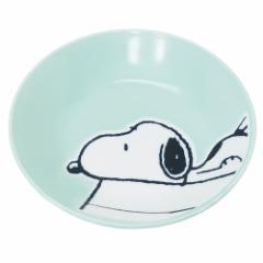 スヌーピー 中皿 撥水 プレート M 寝そべりスヌーピー ピーナッツ ギフト食器 キャラクター グッズ