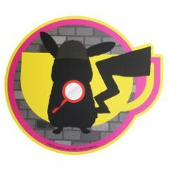 名探偵ピカチュウ シール ビッグ トラベル ステッカー 映画02 ポケモン 耐水 耐光 キャラクター グッズ メール便可