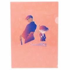名探偵コナン ファイル A4 シングル クリアファイル コナン & 平次 事務用品 アニメキャラクター グッズ メール便可