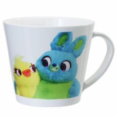 トイストーリー 4 マグカップ PET製 プラマグ タッキー&バニー ディズニー 350ml キャラクター グッズ