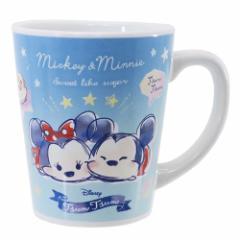 ツムツム マグカップ 陶器製 コップ ディズニー ギフトマグ キャラクター グッズ