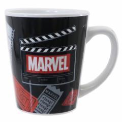 マーベル マグカップ 陶器製 コップ ギフトマグ キャラクター グッズ