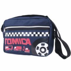 トミカ ショルダーバッグ 幼稚園 通園 キッズ ショルダー 2019SS TOMICA 26×18×7cm キャラクター グッズ