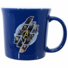 アベンジャーズ マグカップ 磁器製 MUG Avengers3 マーベル 370ml キャラクター グッズ