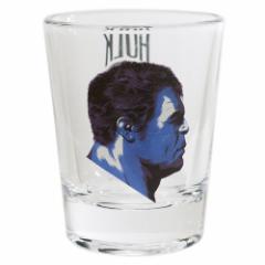 アベンジャーズ 4 エンドゲーム ショットグラス ミニ ガラス タンブラー ハルク マーベル 50ml キャラクター グッズ