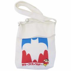 クレヨンしんちゃん ショルダーバッグ サコッシュ サトーココノカドー おでかけバッグ キャラクター グッズ