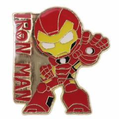 アイアンマン ピンバッジ ピンズ マーベル プチギフト キャラクター グッズ メール便可