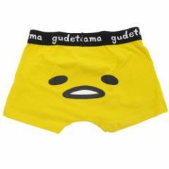 ぐでたま ボクサーパンツ メンズ 男性用 下着 フェイス サンリオ ギフト雑貨 キャラクター グッズ メール便可