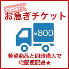 お急ぎチケット 送料 800円 商品と同時購入で最短日指定可能