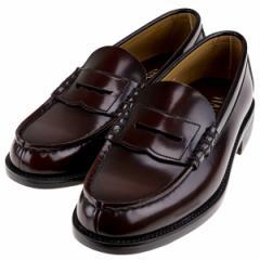 HARUTA ハルタ 6550 メンズ ローファー 幅広3E 学生靴 学生 通学 日本製  ハルタ6550 L ジャマイカ