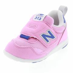 ニューバランス NEW BALANCE ベビー キッズ あんよ NB IT313 FIRST ピンク 子どもの足の成長をサポート!