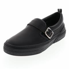 スラック フットウェア SLACK FOOTWEAR メンズ スリッポン SOLOMONK SL1635-003 ブラック 26.0-28.0cm