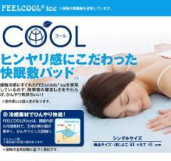 冷感素材でひんやり快適!サラッと快適COOL枕パット/ひんやりした肌触り♪●サイズ:(約)横